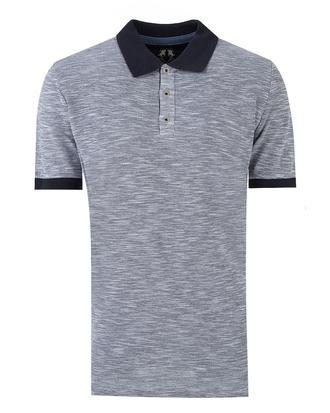 Ds Damat Regular Fit Lacivert T-shirt - 8681778015476 | D'S Damat