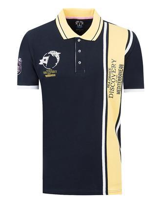 Ds Damat Regular Fit Lacivert T-shirt - 8681778017777 | D'S Damat