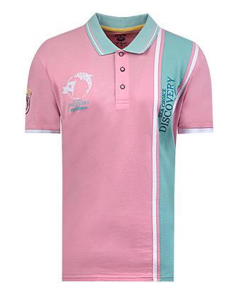 Ds Damat Regular Fit Pembe T-shirt - 8681778017852   D'S Damat