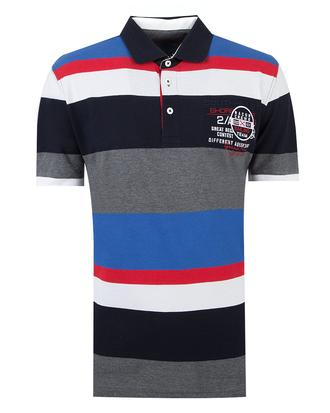 Ds Damat Regular Fit Karma Renk T-shirt - 8681778095683   D'S Damat