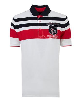 Ds Damat Regular Fit Beyaz T-shirt - 8681778095560   D'S Damat