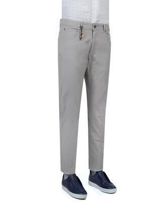 Ds Damat Slim Fit Gri Chino Pantolon - 8681778020630 | D'S Damat
