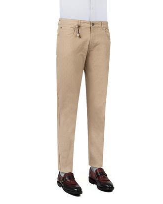 Ds Damat Slim Fit Bej Chino Pantolon - 8681778021439 | D'S Damat