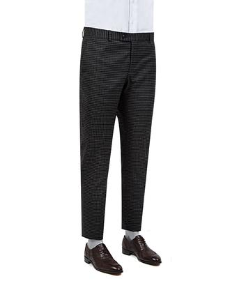 Twn Slim Fit Siyah Kumaş Pantolon - 8681778558430 | D'S Damat