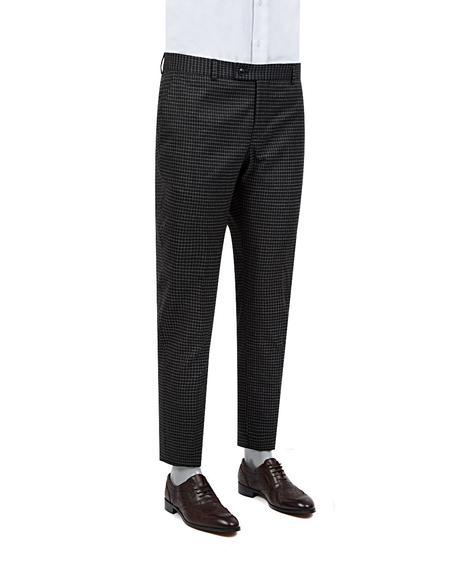 Twn Slim Fit Siyah Kumaş Pantolon - 8681778558430   D'S Damat