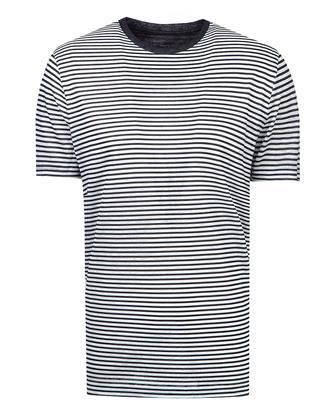 Twn Slim Fit Lacivert Çizgili T-shirt - 8681779097624 | D'S Damat