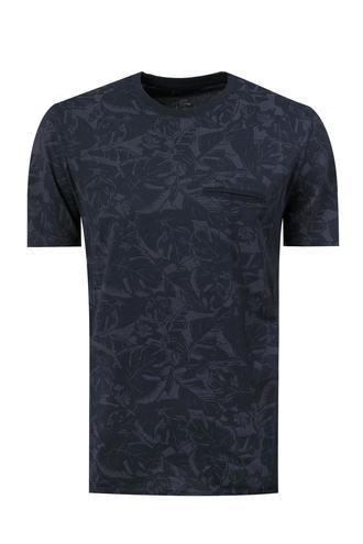 Twn Slim Fit Lacivert T-shirt - 8681779027546   D'S Damat