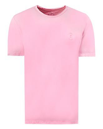 Twn Slim Fit Pembe T-shirt - 8681779583677 | D'S Damat