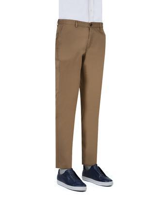 Twn Slim Fit Camel Chino Pantolon - 8681779135838 | D'S Damat