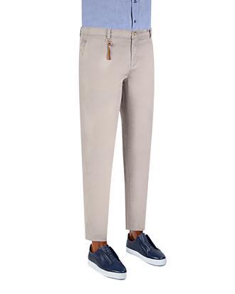 Twn Slim Fit Taş Desenli Chino Pantolon - 8681778944066 | D'S Damat