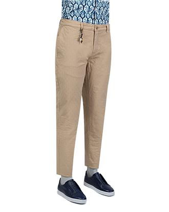 Twn Slim Fit Bej Chino Pantolon - 8681779337898 | D'S Damat