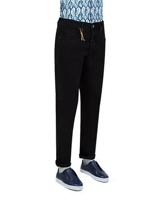 Twn Slim Fit Siyah Denim Pantolon - 8681779296591   D'S Damat