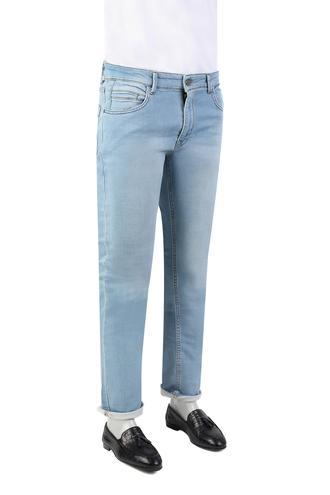 Twn Super Slim Fit Mavi Taşlı Denim Pantolon - 8682060915009 | D'S Damat
