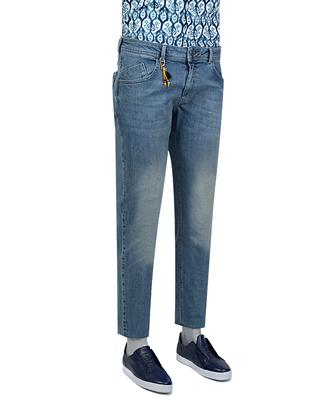 Twn Slim Fit Lacivert Denim Pantolon - 8681779297031 | D'S Damat