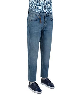 Twn Slim Fit Lacivert Denim Pantolon - 8681778944226 | D'S Damat