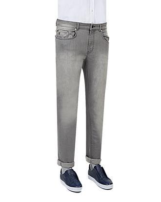 Twn Super Slim Fit Gri Denim Pantolon - 8681779297192 | D'S Damat