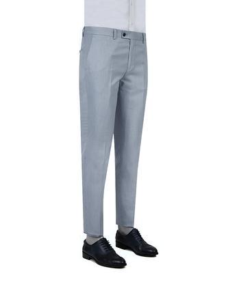 Twn Slim Fit Mavi Kumaş Pantolon - 8681778903285 | D'S Damat
