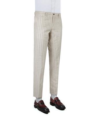 Twn Slim Fit Bej Kumaş Pantolon - 8681778944806 | D'S Damat