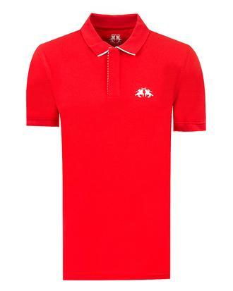 Ds Damat Slim Fit Kırmızı T-shirt - 8681779111269 | D'S Damat