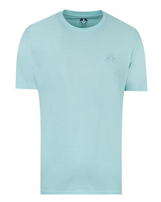 Ds Damat Regular Fit Mint T-shirt - 8681779306313 | D'S Damat