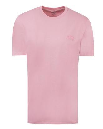 Ds Damat Regular Fit Pembe T-shirt - 8681779306719 | D'S Damat