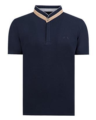 Ds Damat Regular Fit Lacivert T-shirt - 8681779306993 | D'S Damat