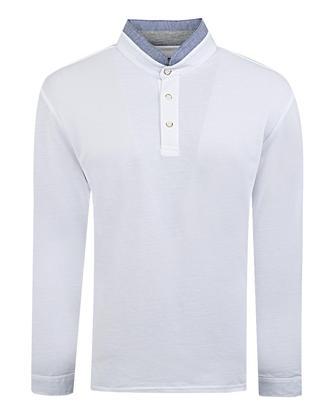 Ds Damat Regular Fit Beyaz T-shirt - 8681779307167 | D'S Damat