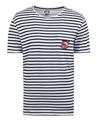 Ds Damat Regular Fit Beyaz T-shirt - 8681779307310 | D'S Damat