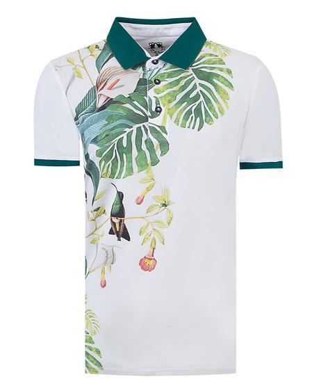 Ds Damat Slim Fit Beyaz T-shirt - 8681779116318 | D'S Damat