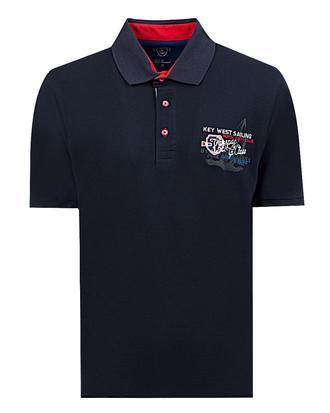 Ds Damat Regular Fit Lacivert T-shirt - 8681779340379 | D'S Damat