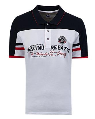 Ds Damat Regular Fit Beyaz T-shirt - 8681779340584 | D'S Damat