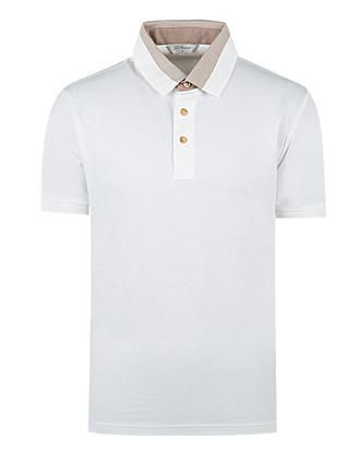 Ds Damat Regular Fit Ekru Baskılı T-shirt - 8681779307488 | D'S Damat