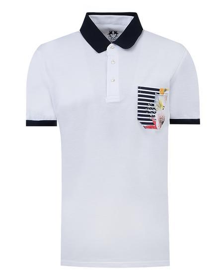 Ds Damat Regular Fit Beyaz T-shirt - 8681779116783 | D'S Damat