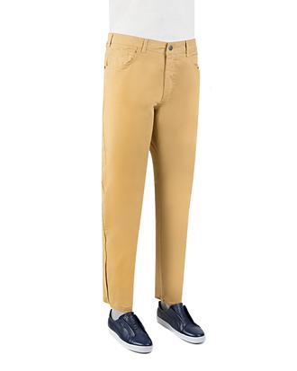 Ds Damat Slim Fit Hardal Chino Pantolon - 8681779310051 | D'S Damat