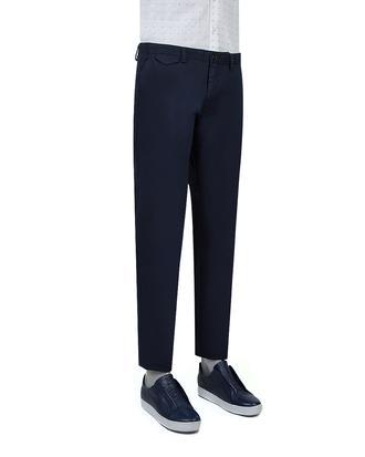 Ds Damat Slim Fit Lacivert Chino Pantolon - 8681779040576 | D'S Damat