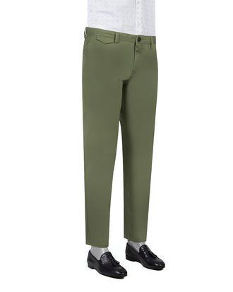 Ds Damat Slim Fit Yeşil Chino Pantolon - 8681778931066 | D'S Damat