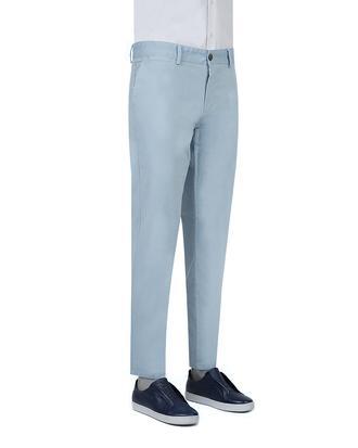 Ds Damat Slim Fit Mavi Chino Pantolon - 8681778933428 | D'S Damat