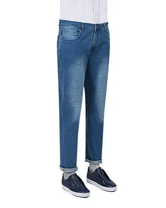 Ds Damat Slim Fit Lacivert Denim Pantolon - 8681779346159 | D'S Damat