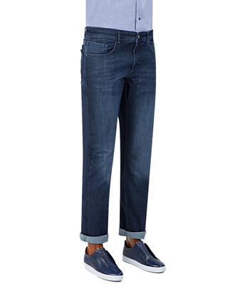 Ds Damat Slim Fit Lacivert Denim Pantolon - 8681779311997 | D'S Damat