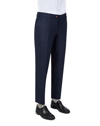 Ds Damat Slim Fit Lacivert Kumaş Pantolon - 8681778169759 | D'S Damat