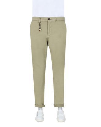 Ds Damat Slim Fit Yeşil Chino Pantolon - 8681779039518   D'S Damat