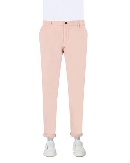 Twn Slim Fit Pembe Pantolon - 8682060348548 | D'S Damat