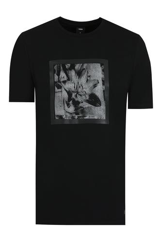 Tween Siyah T-shirt - 8681649549383 | Damat Tween