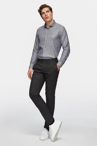 Tween Slim Fit Antrasit Kumaş Pantolon - 8681649837336 | Damat Tween