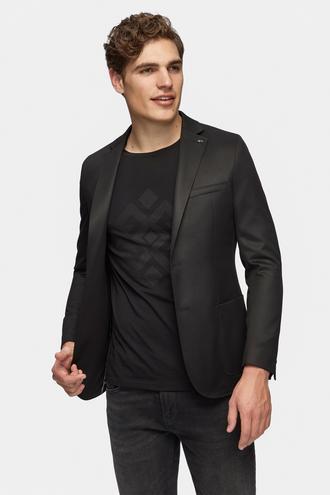 Tween Slim Fit Siyah Ceket - 8681649837428 | D'S Damat