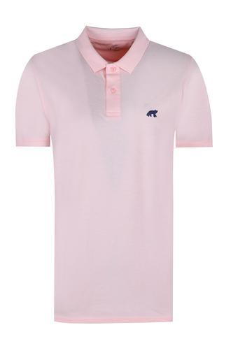 Twn Slim Fit Pembe Düz T-Shirt - 8682060349033 | D'S Damat