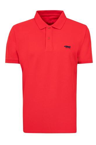 Twn Slim Fit Kırmızı Yok T-Shirt - 8681779872733 | D'S Damat