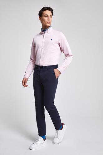 Twn Slim Fit Lacivert Pantolon - 8682060236005 | D'S Damat