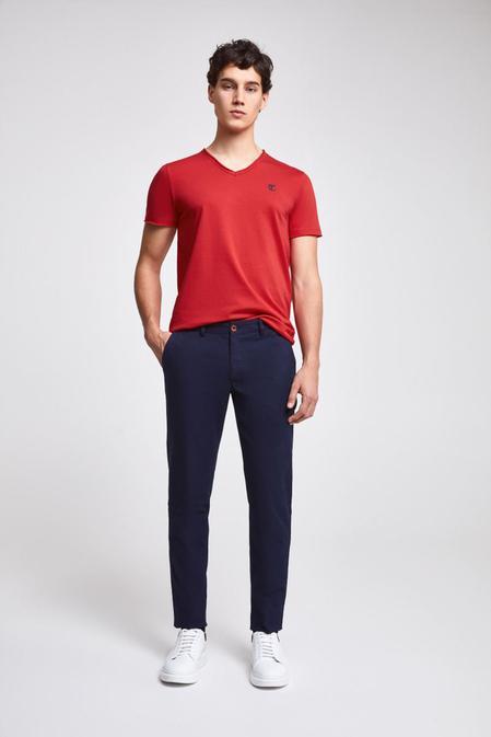 Twn Slim  Fit Lacivert Pantolon - 8682060157874 | D'S Damat