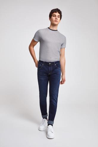 Twn Super Slim Fit Lacivert Denım Pantolon - 8681779758105   D'S Damat